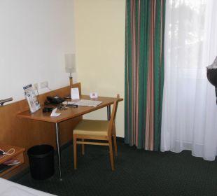 Schreibtisch Best Western Hotel München-Airport