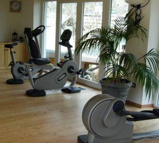 Fitnessraum DolceVita Hotel Jagdhof
