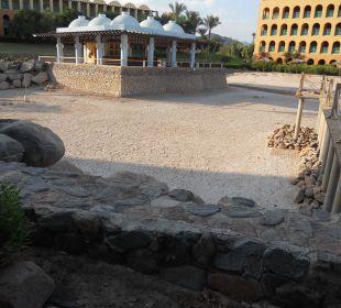 Zamkniete jeziorko Strand Beach & Golf Resort Taba Heights