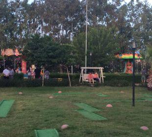Luna Park für die Kleinen ab 19 Uhr Belek Beach Resort Hotel