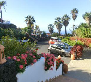 Parkplatz Hotel La Palma Jardin