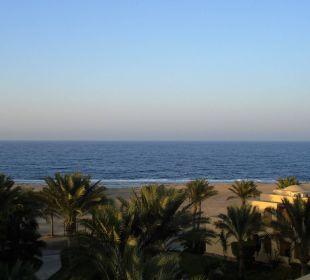 Aussichtsturm in der Anlage Hotel Steigenberger Coraya Beach