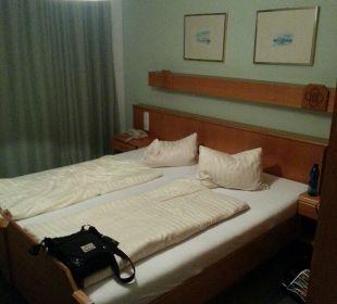 Schlafzimmerbereich - Bauernstill  Hotel Ariell