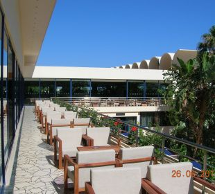 Widok zewnętrzny Hotel Royal Belvedere