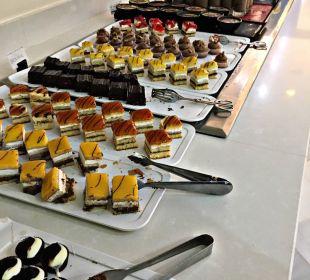Dessertbuffet Hotel Serrano Palace