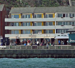 Außenansicht Hotel Quisisana