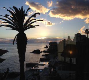 Ausblick von der Navigator's Lounge Hotel The Cliff Bay (PortoBay)