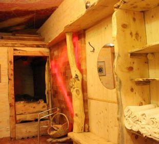 Sauna Eingang Gasthof zum Löwen