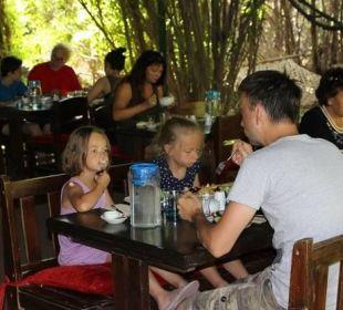 Frühstück vom Garten Hotel Anatolia Resort