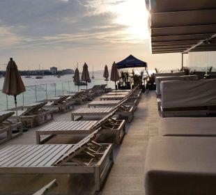 Sonnenterrasse Intertur Hotel Hawaii Ibiza