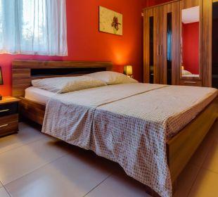 Schlafzimmer FeWo Jadran Ferienwohnung Utjeha.me