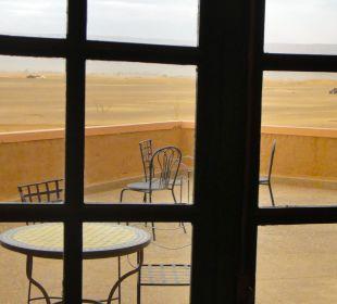 Zu unserer Terrasse Stargazing Hotel SaharaSky