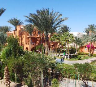 Blick aus dem Zimmer Hotel Iberotel Makadi Beach