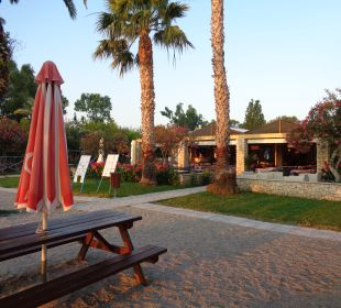 Gartenanlage Hotel Three Stars Village