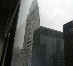 Blick vom Zimmer, 31.Stock (Chrysler Building) Hotel Westin New York Grand Central