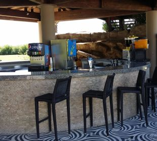 Poolbar ab 17:00 Uhr geschlossen Sherwood Dreams Resort
