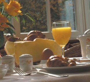 Langschläferfrühstück bis 12:00 Uhr Thermenhotel Ronacher