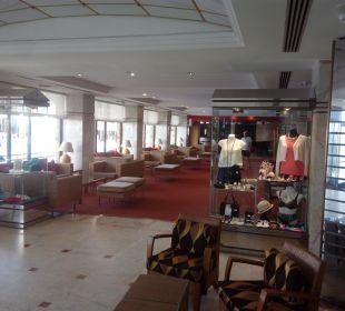 Lobby Hotel Dunas Don Gregory
