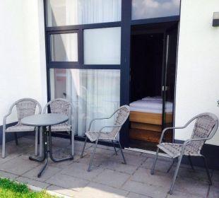 Terrasse Reit- & Sporthotel Eibenstock