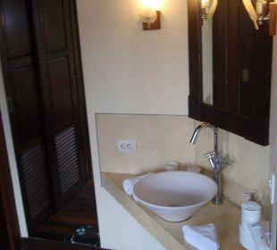 Waschbecken Hotel Nandini Bali Jungle Resort & Spa