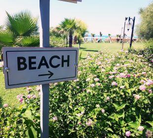 Gartenanlage Bella Resort & Spa