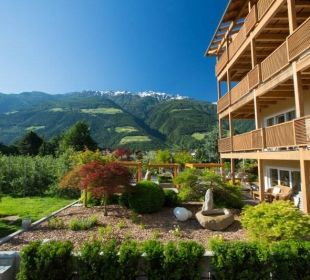 Gartenanlage Hotel Feldhof