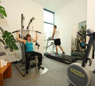 Fitnesraum Sporthotel Walliser
