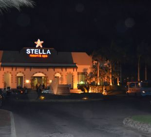 Bei Nacht Stella Di Mare Beach Resort & Spa Makadi Bay
