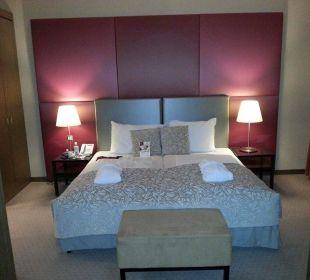 Suite  Austria Trend Hotel Savoyen Vienna