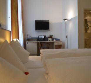 Doppelzimmer Comfort Hotel Tiergarten Berlin