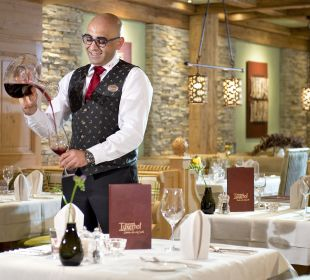 Restaurant Hotel Alpin Spa Tuxerhof
