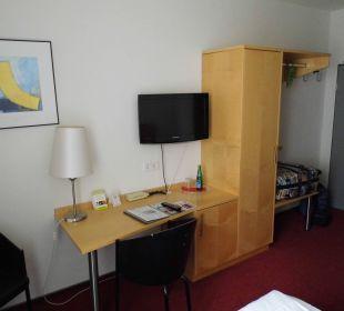 Einzelzimmer CVJM Hotel & Tagung