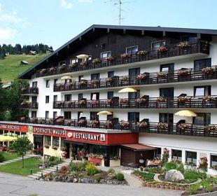 Sommer 2011 Sporthotel Walliser