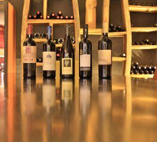 Dinner im Weinkeller mit Weinbegleitung   Genusshotel Der Weinmesser