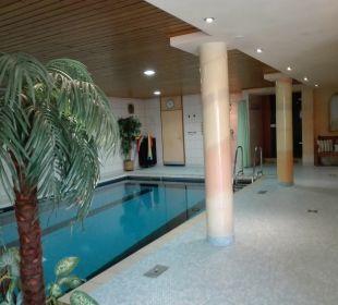 Pool Landhotel Talblick