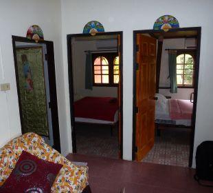 Wohnzimmer Hotel Na Thai Resort