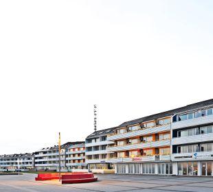 Nordseeplatz-Helgoland Hotel Quisisana