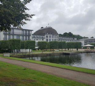 Hotel von außen Dorint Park Hotel Bremen