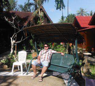 Bord de piscine Hotel Na Thai Resort