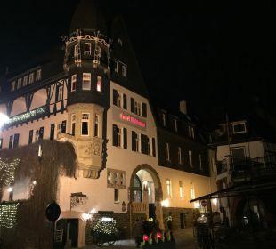 Außenansicht Romantik Jugendstilhotel Bellevue