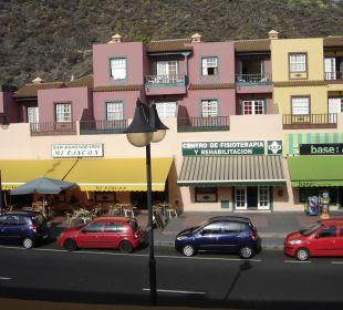 Restaurants gegenüber Apartamentos La Caleta