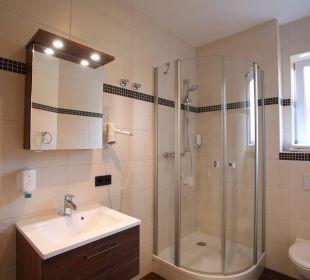 Badezimmer Hotel Gasthof Fenzl