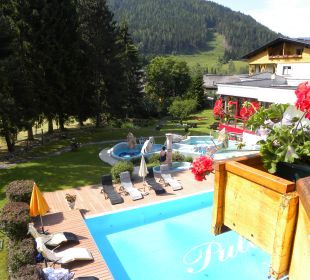 Pool Hotel Pulverer