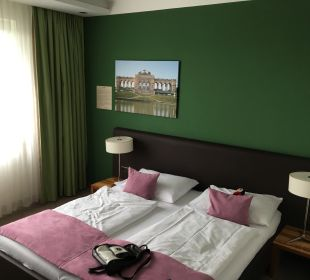 Zimmer Das Capri.Ihr Wiener Hotel