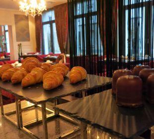 Frühstücksbuffet Hotel Haverkamp