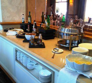 Suppenbüffet Hotel XQ El Palacete