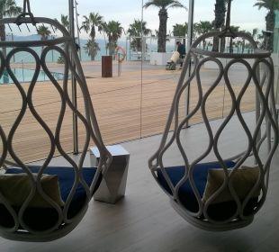Hängesessel W Barcelona Hotel