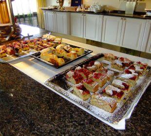 Kuchenbuffet Kaysers Tirolresort