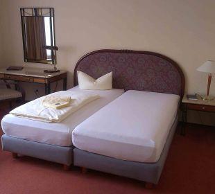 Komfort Doppelzimmer altGlowe Hotel Garni