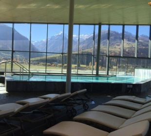 Hoteleigener Spabereich Hotel Tauern Spa Zell am See-Kaprun